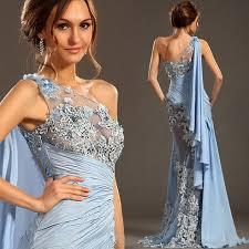 2015 see through evening gowns applique designer evening