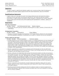 Sample Dba Resume by Sample Sql Dba Resume Resume For Your Job Application