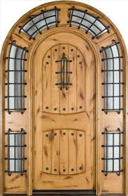 furniture custom wood doors in mediterranean style cool custom