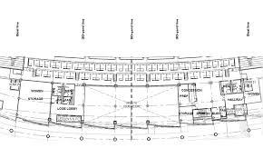 stadium floor plan mclane stadium premium seating