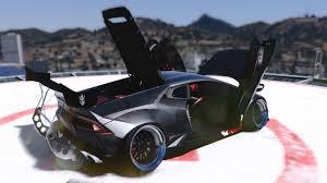 Lamborghini Veneno Body Kit - lamborghini huracan lp610 4 libertywalk stance add on replace