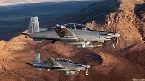 at 6 light attack aircraft light air support breaking defense defense industry news