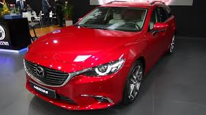 Mazda 6 Rating 2018 Mazda 6 Wagon Revolution Top Exterior And Interior Auto