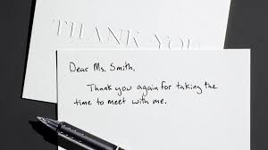thank you letter after interview tips u0026 example for pilots