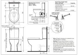 Standard Height Of Bathroom Vanity by Find And Save Stard Bathroom Vanity Height Caroma Opal Easy Toilet
