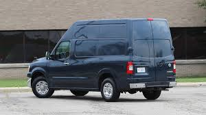 nissan cargo van nv2500 2017 nissan nv3500 review be the envy of the moving company
