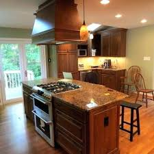 kitchen island with stove top island with stove kitchen island with range top kitchen island