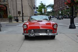 1955 ford thunderbird stock ford for sale near chicago il il