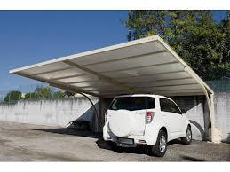 tettoie per auto tettoia a sbalzo ts officina amisano