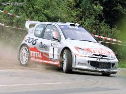 peugeot 206 rally cars peugeot 206 wrc picture nr 12358