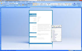 Praktikum Vorlage Word Lebenslauf Muster F禺r Word Und Open Office