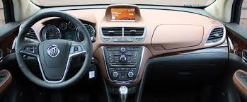 Buick Enclave 2013 Interior 2013 Buick Encore First Drive Autoblog