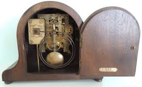 Mantel Clocks H A C Mantel Clock Made In Wurttemberg Collectors Weekly