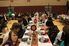landmark high school s third annual thanksgiving dinner landmark