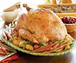 top 10 simple turkey recipes best easy thanksgiving dinner cooked roast turkey recipe finecooking