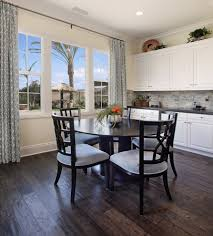 eat in kitchen tables dining room eclectic with black dining