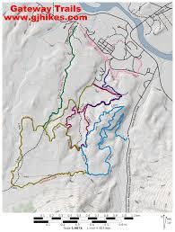 Blm Colorado Map by Gjhikes Com Lumsden Loop