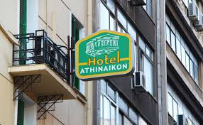athinaikon hotel athens greece accommodation hotels in psiri