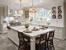 Kitchen Ideas With White Cabinets Our 55 Favorite White Kitchens Hgtv