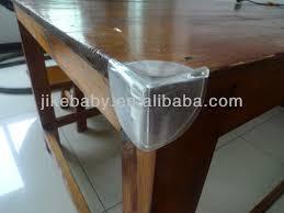 Desk Corner Protectors Glass Table Corner Guard Desk Corner Cover Baby Anti Collision