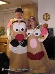 Potato Head Halloween Costume Coolest Potato Head Diy Halloween Costume Idea