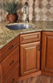 Corner Prep Sink  Drawer Baseto Make The Main Peninsula - Corner sink kitchen cabinets