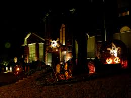 decorating for outdoor halloween party u2022 halloween decoration
