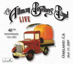 monster truck show oakland ca the allman brothers band 2009 05 13 live at the fox oakland ca