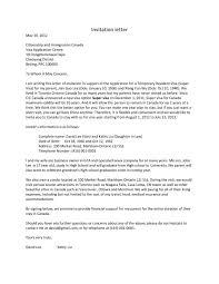 sample invitation letter for irish visa wedding invitation sample