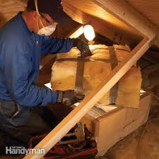 how to insulate an attic door family handyman
