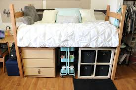 Rooms To Go Storage Bed My College Dorm Room Tour Dorm Room Storage Dorm Room And Dorm