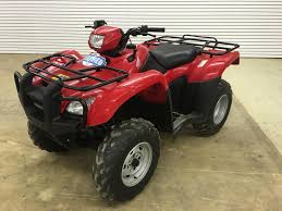 2012 honda fourtrax foreman 4x4 500cc atv for sale in bluefield