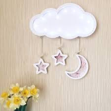 gift for baby cloud lamp cloud lights for nursery night light baby