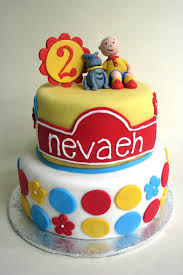 caillou birthday cake caillou birthday cake i struggled a bit trying to figure o flickr
