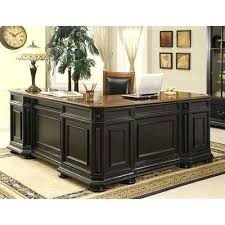 Kidney Shaped Executive Desk Executive L Shaped Desk Riverside Furniture Allegro L Shaped