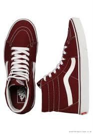 burgundy bx4n369 vans shoes sale men u0027s clothing shop online