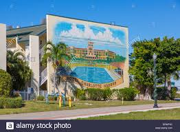 mural painted on outdoor walls of buildings in punta gorda florida mural painted on outdoor walls of buildings in punta gorda florida