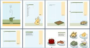 printable recipes templates printable cookbook template for word interests pinterest