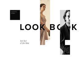 square lookbook template by methodform get it on marketme