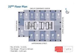 United Center Floor Plan by