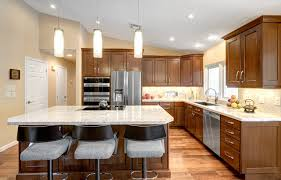 all the way up a transitional before u0026 after legacy kitchens news
