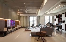 modern studio apartment interior design implementing modern