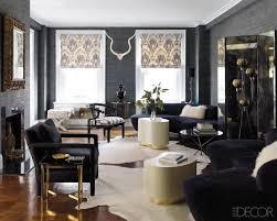 Copy Cat Chic Room Redo Elle Decor Noir Living Room Copycatchic - Elle decor living rooms