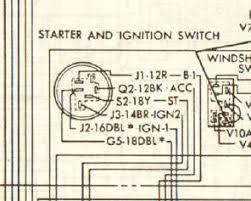 1968 mustang ignition switch wiring questions u0026 answers with