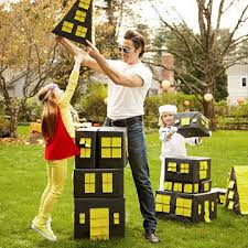 Backyard Games For Toddlers by Throw A Backyard Halloween Party