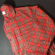 Scotch Plaid L L Bean Pajama Sets Sleepwear U0026 Robes For Men Ebay