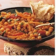 cuisine marocaine tajine tajine de pois chiches à la marocaine recettes de cuisine marocaine