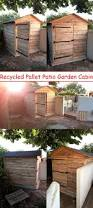 Patio Pallet Furniture by Recycled Pallet Patio Garden Cabin Pallet Furniture Projects