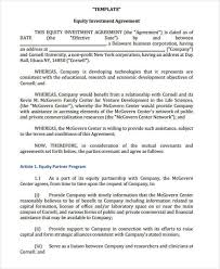 business investment agreement 9 the angel dragons ltd property