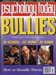 Armchair Psychology Definition When The Boss Is A Bully Psychology Today